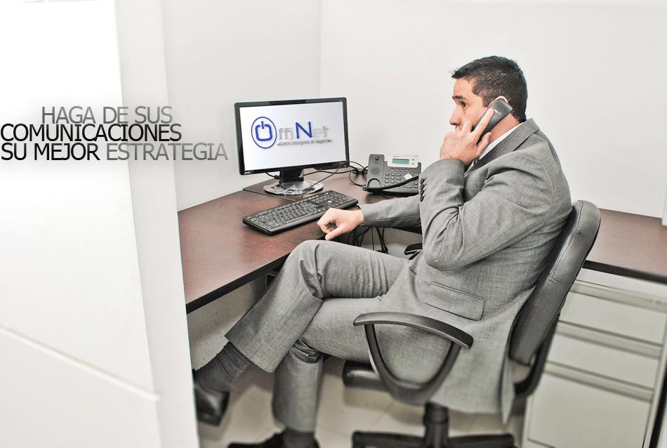 Offinet centro inteligente de negocios en cali alquiler for Su oficina virtual